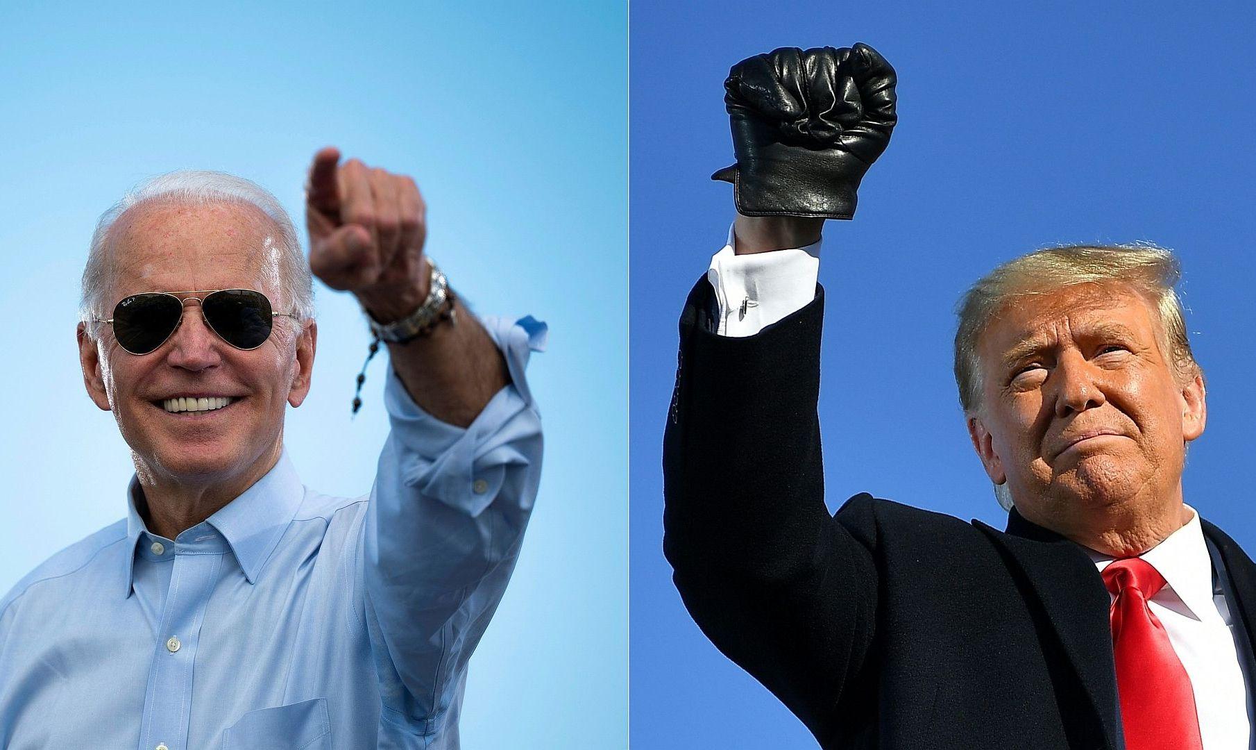 Biden wygrywa wybory prezydenckie 2020